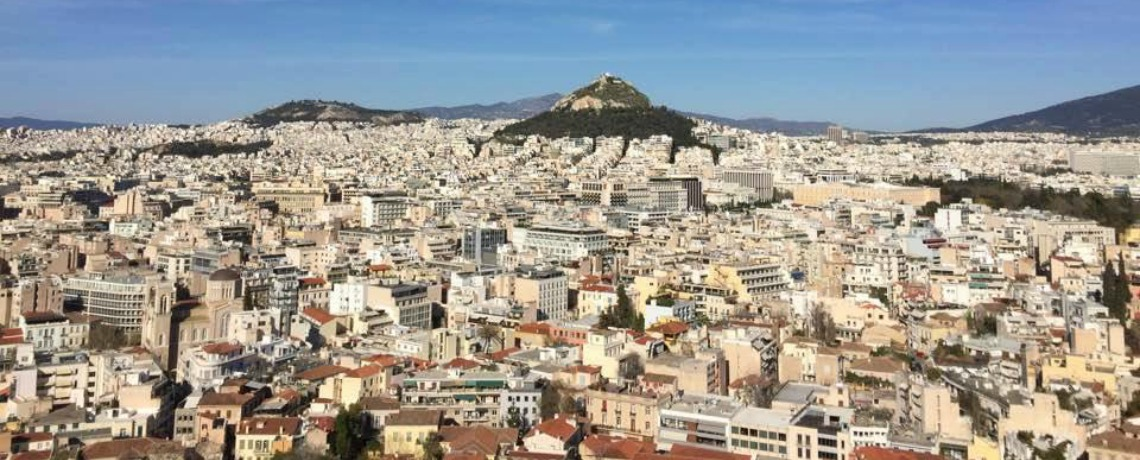 Athens, Greece: In Search of a Lasting Hope
